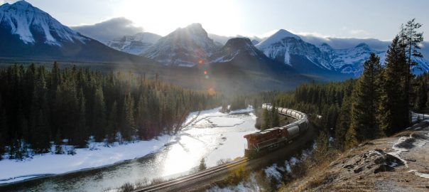 Why You Should Experience Canada by Train