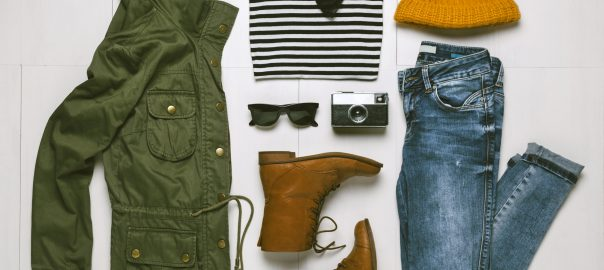 A travel wardrobe for fashion and function