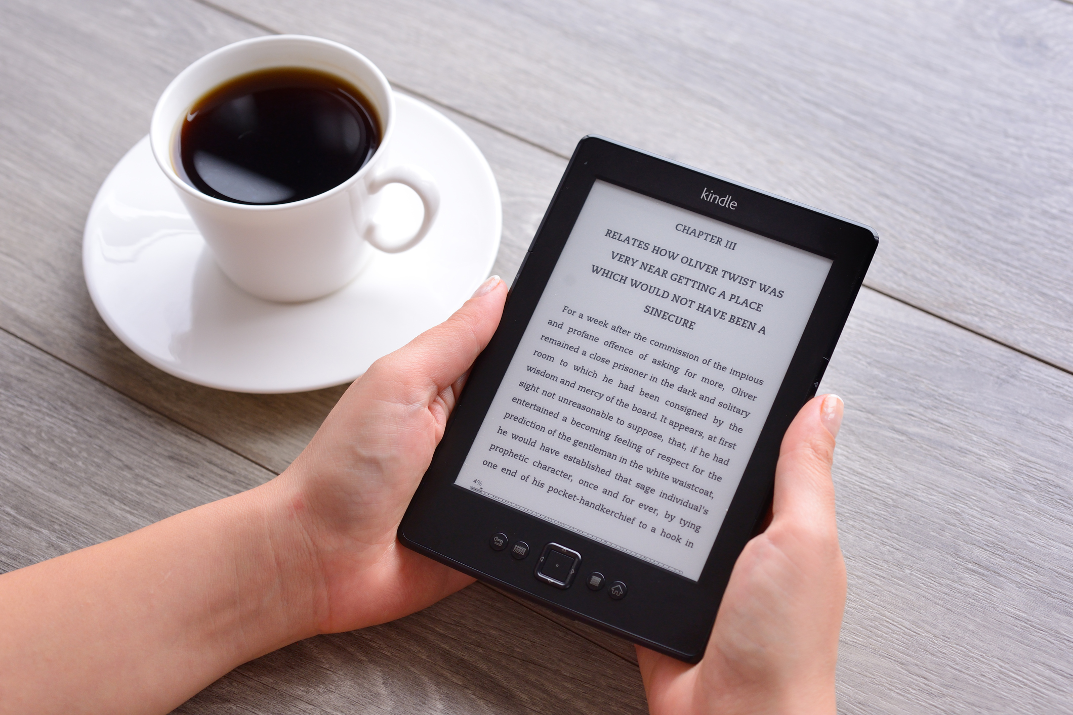 Enjoy your favourite reads on vacation with ebooks