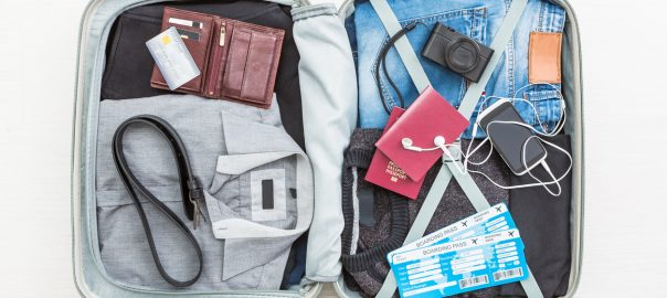 Do These Travel Items Make It into Your Suitcase?