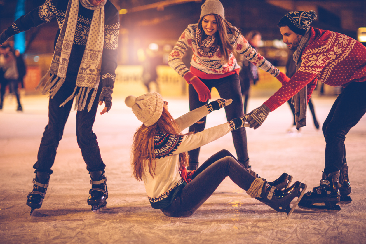 Why You Should Try Ice Skating This Winter
