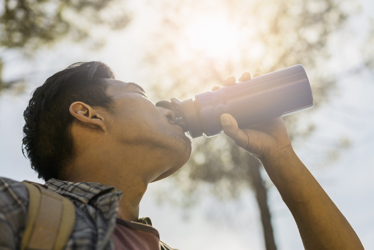 Advice for Staying Hydrated When Travelling