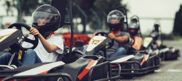 Why Go-Karting Should Be Your Hobby
