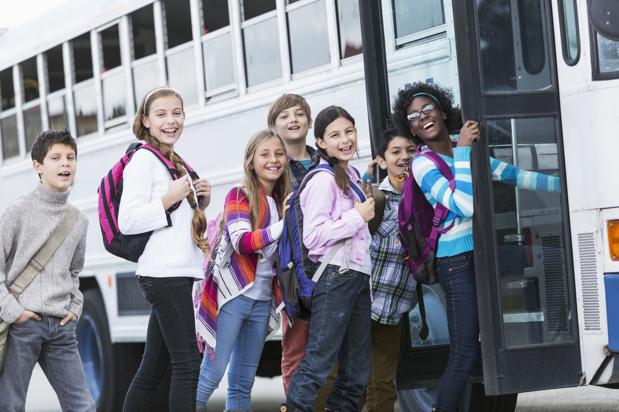 Are Your Kids Ready to Head Back to School?