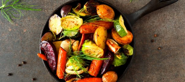 Tips for Travelling as a Vegetarian or Vegan