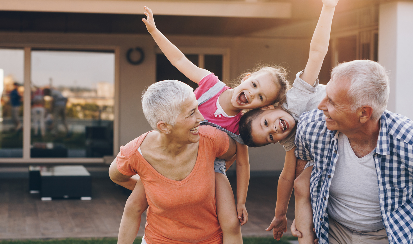 Advice for Travelling to Visit Grandparents