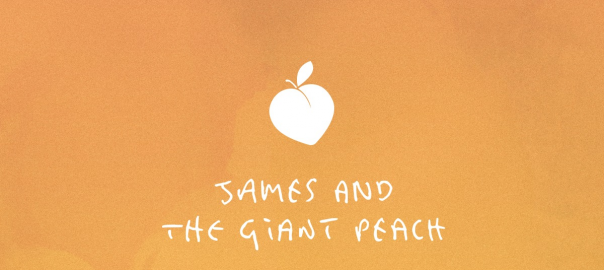 james and the giant peacj