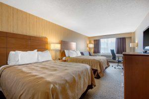Queen 2 Beds