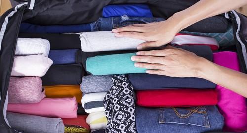 Clothes 2 Week Trip