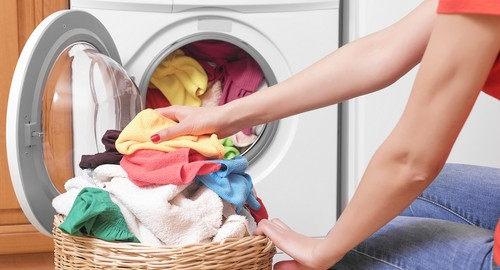 Laundry on Vacation