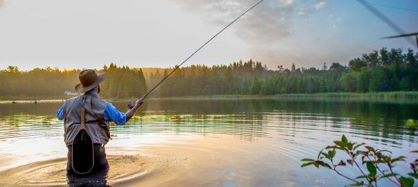 Get in on Sudbury's Fishing Scene This Summer!