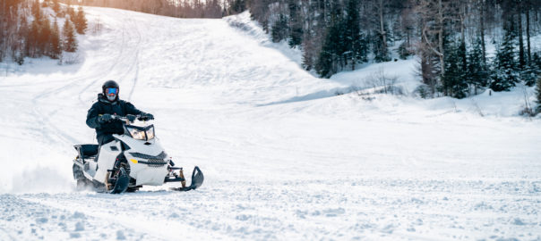 The Best Snowmobiling Paths in Sudbury